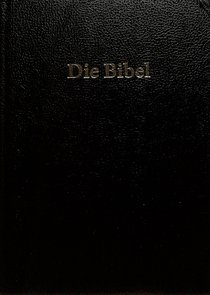German Bible Luther