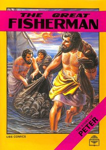 Bsc Comic: The Great Fisherman (Story Of Peter)