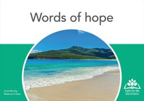 Words of Hope (12 A4 Double Sided Colour Flash Cards) (Faith For Life Series)