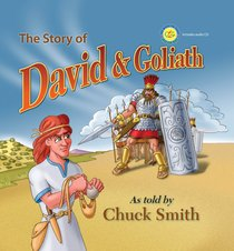 The Story of David and Goliath (With Cd)