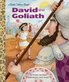 David and Goliath (Little Golden Book Series)
