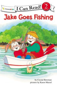 Jake Goes Fishing (I Can Read!2/jake Series)