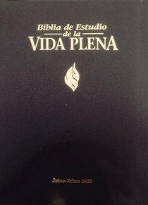 Spanish Full Life Study Bible Reina Valera Version 1960
