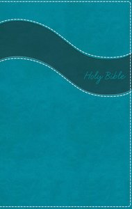 NIV Premium Gift Bible Blue Indexed (Red Letter Edition)