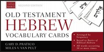 Old Testament Hebrew Vocabulary Cards (2nd Edition)
