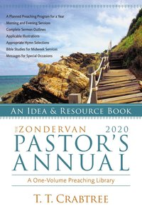 The Zondervan 2020 Pastors Annual: An Idea and Resource Book