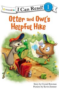Otter and Owls Helpful Hike (I Can Read!1 Series)
