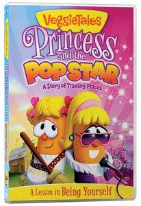 Veggie Tales #42: Princess and the Popstar (#042 in Veggie Tales Visual Series (Veggietales))
