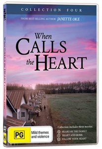 When Calls the Heart Collection #04 (3 Dvds)