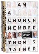 Thom Rainer Contemporary Church Collection 3-Pack (3 Vols)