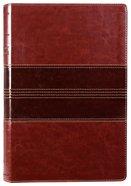 NRSV Thinline Bible Large Print Brown