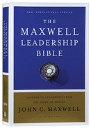 NIV Maxwell Leadership Bible 3rd Edition