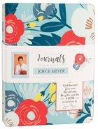 Joyce Meyer Journal 3 Pack: Gods Gift to Me, Orange/Red/White/Blue
