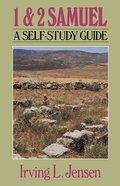 First & Second Samuel- Jensen Bible Self Study Guide (Self-study Guide Series)