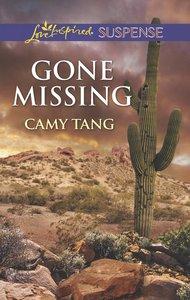 Gone Missing (Love Inspired Suspense Series)