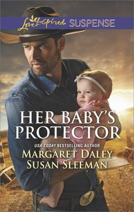 Her Babys Protector: Saved By the Lawman / Saved By the Seal (2 Books in 1) (Love Inspired Suspense Series)