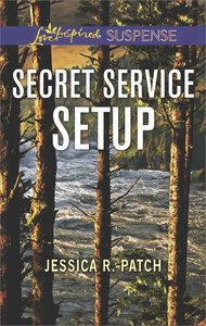 Secret Service Setup (The Security Specialists) (Love Inspired Suspense Series)