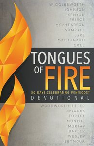 Tongues of Fire Devotional