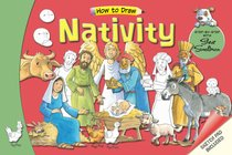 How to Draw Bible Stories: Christmas