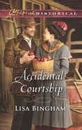 Accidental Courtship (The Bachelors of Aspen Valley) (Love Inspired Series Historical)