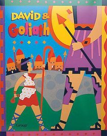 David & Goliath (Bible Big Book Series)