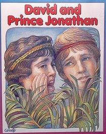 David & Prince Jonathan (Bible Big Book Series)