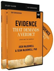 Evidence That Demands a Verdict: Life-Changing Truth For a Skeptical World (Study Guide With Dvd)