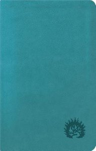 ESV Reformation Study Bible Condensed Edition Turquoise