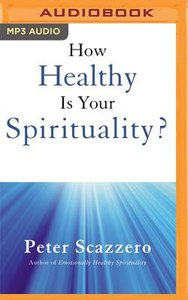 How Healthy is Your Spirituality?: Why Some Christians Make Lousy Human Beings (Unabridged, Mp3)