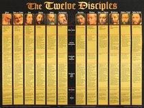 Wall Chart: Twelve Disciples (Laminated)