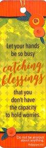 Tassel Bookmark: Catching Blessings