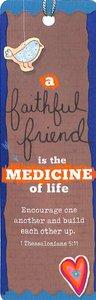 Tassel Bookmark: Faithful Friend