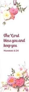 Tassel Bookmark: Lord Bless You, the - Numbers 6:24