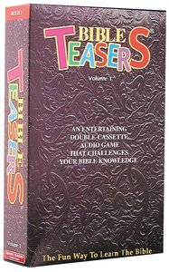 Bible Teasers (Vol 1)