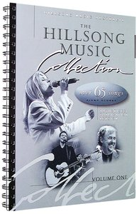 Hillsong Collection 1 Music Book