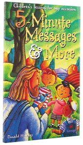 5-Minute Messages & More
