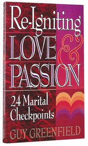 Reigniting Love and Passion