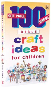 100 Simple Bible Craft Ideas For Children