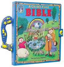 Childs First Bible With Handle