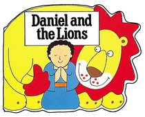 Daniel and the Lions (Bible Board Book Series)