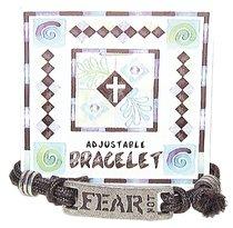 Cord Bracelet: Fear Not